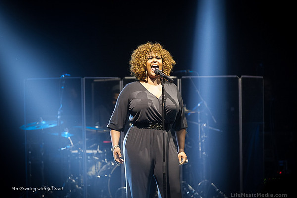 Photo Gallery: An Evening with Jill Scott - Sydney - November 25, 2013