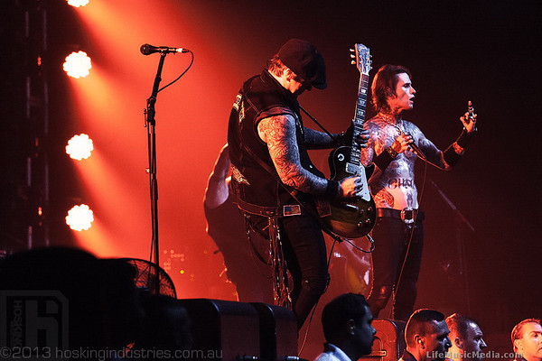 Photo Gallery: Buckcherry @ Hordern Pavilion, Sydney - December 7, 2013