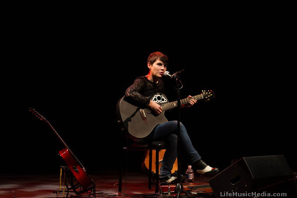 Photos! Kaki King @ Brisbane Powerhouse - May 11, 2013