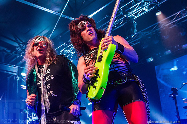 Photo Gallery: Steel Panther @ Hordern Pavilion, Sydney - December 7, 2013
